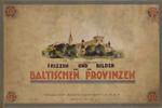 Bilder und Skizzen aus den Baltischen Provinzen