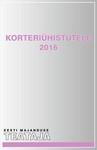 Korteriühistutele 2016